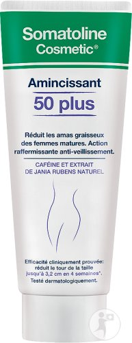 Somatoline Cosmetic Traitement Amincissant Ménopause 50 Plus 250ml