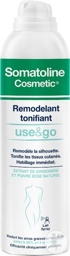 Somatoline Cosmetic Use&Go Traitement Spray Minceur 200ml