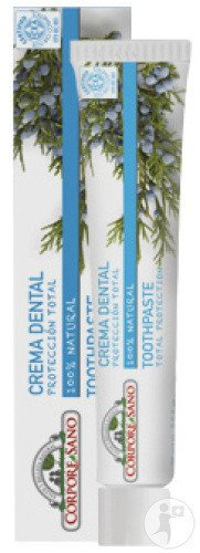 Soria Natural Total Protection Dentifrice Tube 75ml