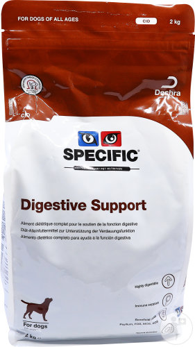 Specific CID Digestive Support Chiens Adultes Troubles Digestifs 2kg