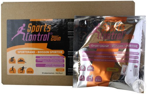 Sportscontrol 2win Citron Pdr Sach 25x37,75g