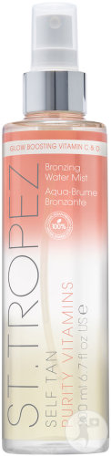 St Tropez Self Tan Purity Vitamins Aqua-Brume Bronzante Corps 200ml