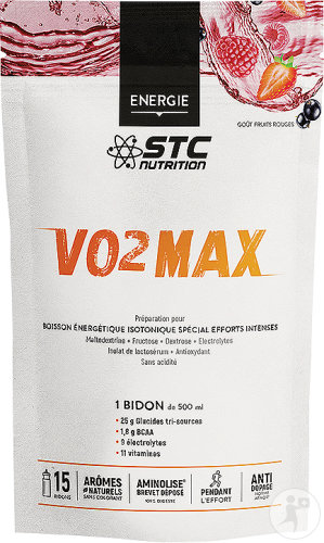 STC Nutrition VO2 Max Fruits Rouges 525g
