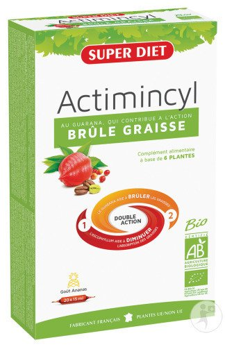 Super Diet Actimincyl Bio Ampoules 20x15ml