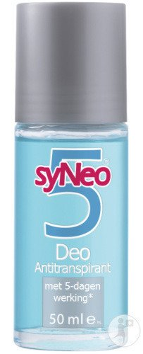 Syneo 5 Deo Anti-Transpirant Roll-on 50ml