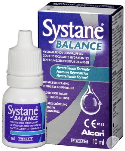 Systane Balance Gouttes Oculaires Hydratantes 10ml