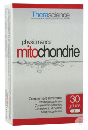 Therascience Physiomance Mitochondrie 30 Gélules