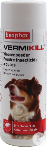 Vermikill Poudre Insecticide A Puces 80g