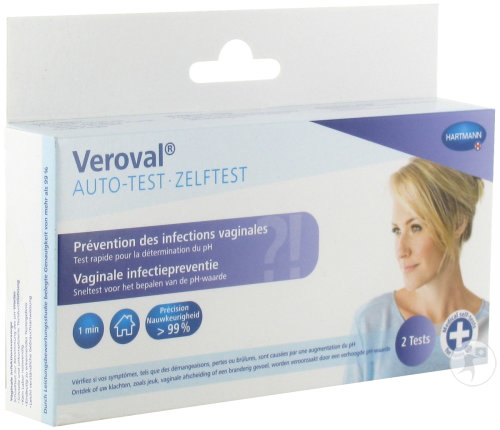 Veroval Test Infections Vaginales 2
