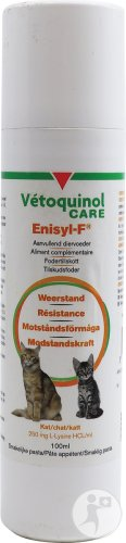 Vétoquinol Care Enisyl-F Chat 100ml
