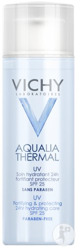 Vichy Aqualia Thermal UV IP25 Soin Hydratant 24h Flacon 50ml