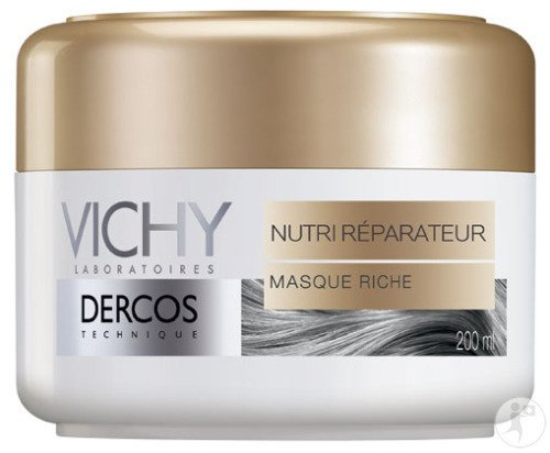 Vichy Dercos Nutri Réparateur Masque Riche Pot 200ml
