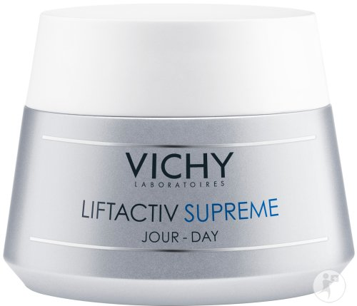 Vichy Liftactiv Supreme Soin Correction Continue Peau Normale À Mixte Pot 50ml
