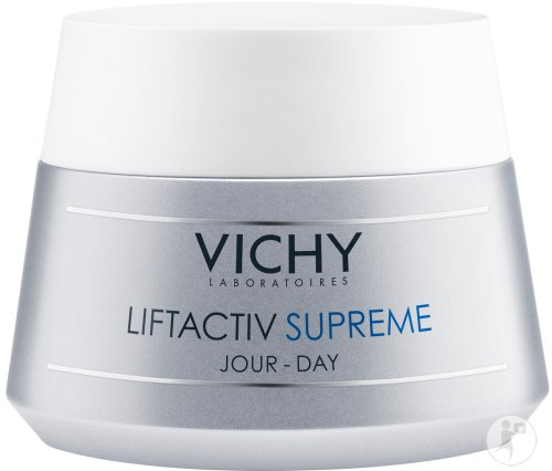 Vichy Liftactiv Supreme Soin Correction Continue Peaux Sèches Pot 50ml