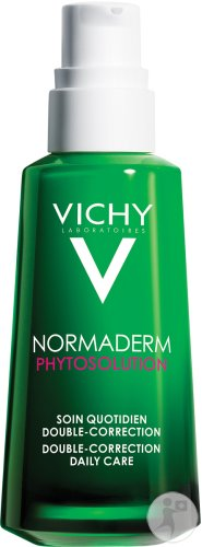Vichy Normaderm Phytosolution Soin Quotidien Double-Correction Imperfections Peau Acnéique 50ml
