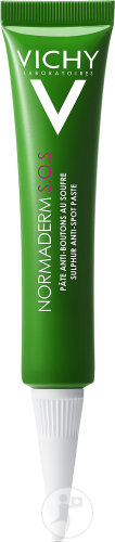 Vichy Normaderm S.O.S. Pâte Anti-Boutons Au Soufre 20ml