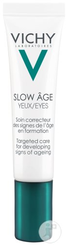 Vichy Slow Âge Soin Yeux Tube 15ml