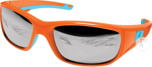 8380ad53008 Visiomed Visioptica Lunettes Solaires America T4 Orange-Bleu 4-8 Ans 1 Pièce