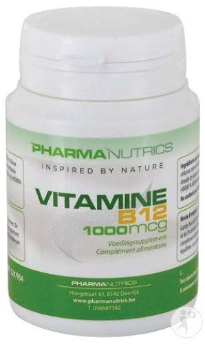 Vitamine B12 Pot Comp 60 Pharmanutrics