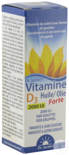 Vitamine D3 Forte Flacon 20ml