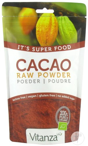 Vitanza HQ Superfood Cacao Raw Poudre 200g