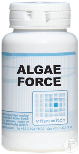 Vitaswitch Algae Force Tabs 250x600mg