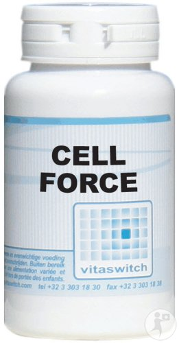 Vitaswitch Cell Force Tabs 120x820mg