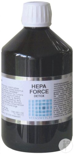 Vitaswitch Hepa Force Detox Flacon 500ml