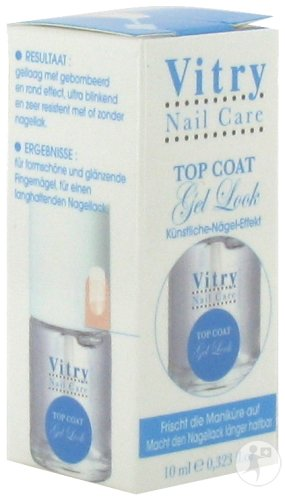 Vitry Top Coat Gel Look 10ml