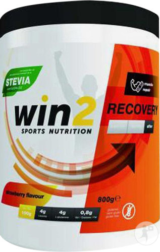 Win2 Recovery Fraise Pdr 800g