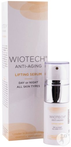 Wiotech Sérum Liftant Anti-Âge Flacon Pompe 15ml