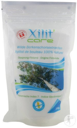 Xilit'Care Ecorce De Bouleau 250g