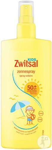 Zwitsal Spray Solaire IP50+ Pour Enfants 200ml