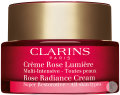 Clarins Rose Radiance Cream Super Restorative Alle Huidtypen Pot 50ml