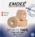 Emdee Sports Tape Huidkleuring 1 Rol