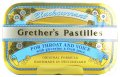 Grether's Blackcurrant Zuigtabletten 110g