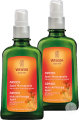 Weleda Massage Olie Arnica Pompfles 2x100ml