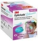 3M Opticlude Silicone Oogpleister Girl Mini 50 Stuks