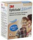 3M Opticlude Silicone Oogpleister Skin Tone Mini Uniseks 20 Stuks