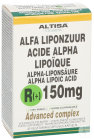 Altisa Alfa Liponzuur R(+) 150mg Advanced Complex 45 Vegetarische Slikcapsules
