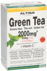 Altisa Groene Thee Extract 500mg Vegetarische Tabletten 60