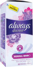 Always Discreet Incontinence Liner Light + 22