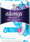 Always Discreet Pads Voor Urineverlies Long 10 Stuks