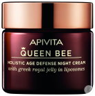 Apivita Queen Bee Age Defense Nachtcreme Pot 50ml 1+1 Gratis