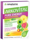 Arkopharma Arkovital Pure Energy Multivitaminen 30 Tabletten