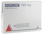 Asaflow Nycomed Comp 56x160mg