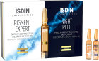 Auriga International Isdinceutics Pigment Expert Ampullen 10x2ml + Night Peel Ampullen 10x2ml
