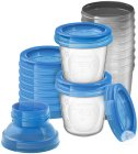 Philips Avent VIA bewaarbekers set - SCF618/10