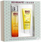 Bio Beauté by Nuxe Koffertje Frisse Mediterrane Cologne 100ml + Gel-Crème Express Hydraterend 100ml