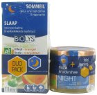 Biolys Honing Good Night Honing Pot 100g + Thee Linde-Oranjeblad 20 Zakjes Promo